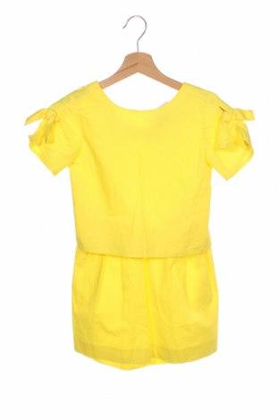 Παιδικό φόρεμα Zara, Μέγεθος 6-7y/ 122-128 εκ., Χρώμα Κίτρινο, Τιμή 15,31€