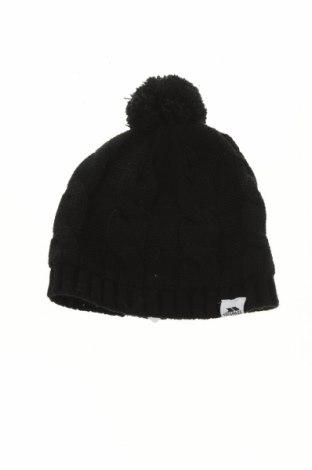 Παιδικό καπέλο Trespass, Χρώμα Μαύρο, Ακρυλικό, Τιμή 9,28€