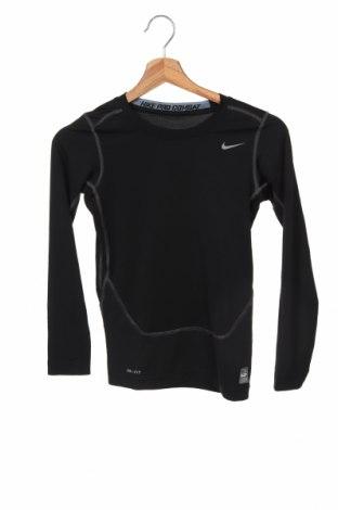 Παιδική μπλούζα αθλητική Nike, Μέγεθος 8-9y/ 134-140 εκ., Χρώμα Μαύρο, Τιμή 12,34€