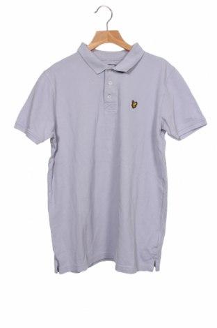 Dziecięcy T-shirt Lyle & Scott, Rozmiar 14-15y/ 168-170 cm, Kolor Szary, Bawełna, Cena 67,20zł