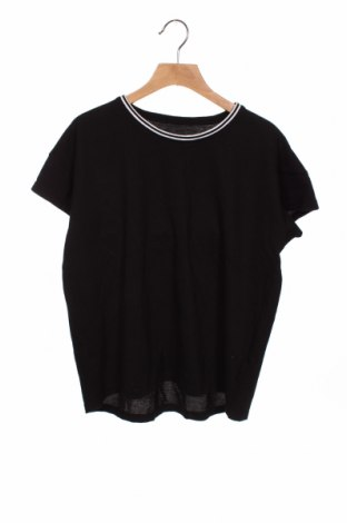 Tricou pentru copii Reserved, Mărime 13-14y/ 164-168 cm, Culoare Negru, 60% bumbac, 40% poliester, Preț 53,05 Lei