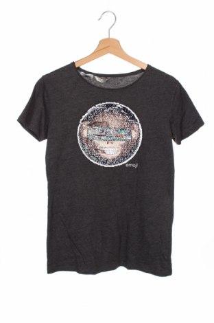 Παιδικό μπλουζάκι Review, Μέγεθος 13-14y/ 164-168 εκ., Χρώμα Γκρί, 50% πολυεστέρας, 50% βαμβάκι, Τιμή 11,04€