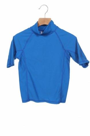 Tricou pentru copii Trespass, Mărime 6-7y/ 122-128 cm, Culoare Albastru, 80% poliamidă, 20% elastan, Preț 88,82 Lei
