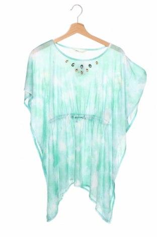 Tunică pentru copii H&M, Mărime 10-11y/ 146-152 cm, Culoare Albastru, Poliester, Preț 51,81 Lei