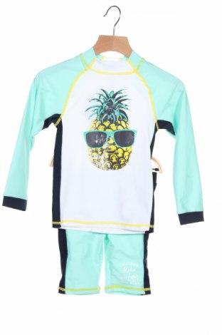 Costum de baie pentru copii Orchestra, Mărime 3-4y/ 104-110 cm, Culoare Alb, 80% poliamidă, 20% elastan, Preț 170,23 Lei