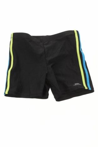 Costum de baie pentru copii Trespass, Mărime 6-7y/ 122-128 cm, Culoare Negru, 80% poliamidă, 20% elastan, Preț 82,89 Lei