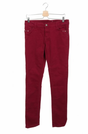 Blugi pentru copii Y.F.K., Mărime 15-18y/ 170-176 cm, Culoare Roz, 98% bumbac, 2% elastan, Preț 89,53 Lei