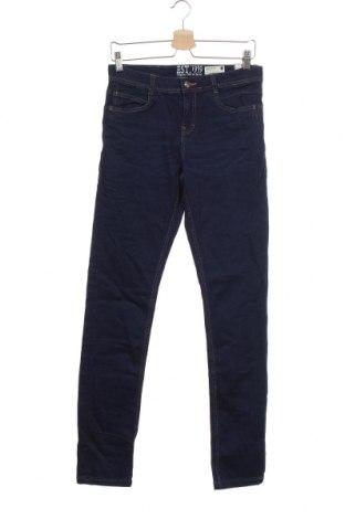 Blugi pentru copii Lemmi, Mărime 14-15y/ 168-170 cm, Culoare Albastru, 98% bumbac, 2% elastan, Preț 129,32 Lei