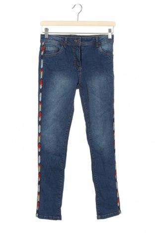 Dziecięce jeansy Punkidz, Rozmiar 14-15y/ 168-170 cm, Kolor Niebieski, 98% bawełna, 2% elastyna, Cena 57,00zł