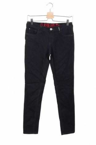 Blugi pentru copii Retour Jeans, Mărime 15-18y/ 170-176 cm, Culoare Albastru, 89% bumbac, 10% poliester, 1% elastan, Preț 72,95 Lei