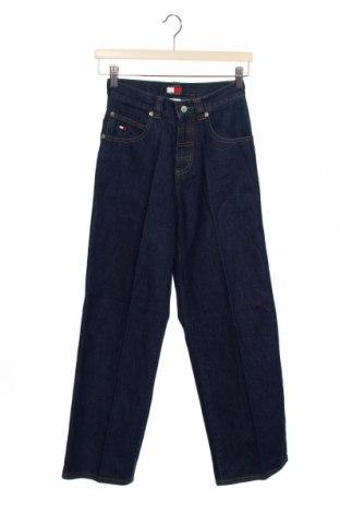 Blugi pentru copii Tommy Hilfiger, Mărime 9-10y/ 140-146 cm, Culoare Albastru, Bumbac, Preț 129,32 Lei