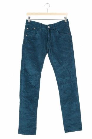 Детски джинси Here+There, Размер 15-18y/ 170-176 см, Цвят Син, 97% памук, 3% еластан, Цена 25,20лв.