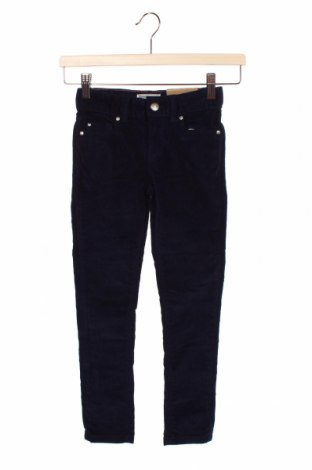 Pantaloni de catifea reiată, pentru copii Review, Mărime 5-6y/ 116-122 cm, Culoare Albastru, 98% bumbac, 2% elastan, Preț 171,05 Lei