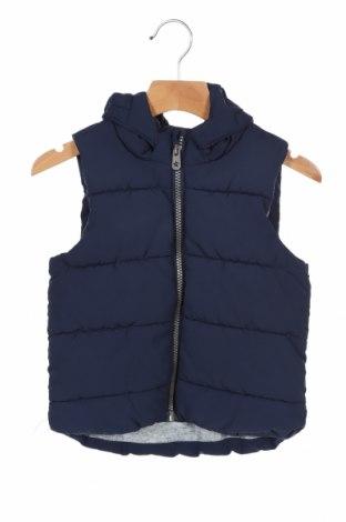 Vestă pentru copii H&M, Mărime 18-24m/ 86-98 cm, Culoare Albastru, Poliester, Preț 78,95 Lei