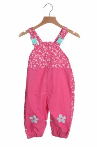 Salopetă pentru copii. Baby Club, Mărime 12-18m/ 80-86 cm, Culoare Roz, Poliuretan, Preț 128,29 Lei
