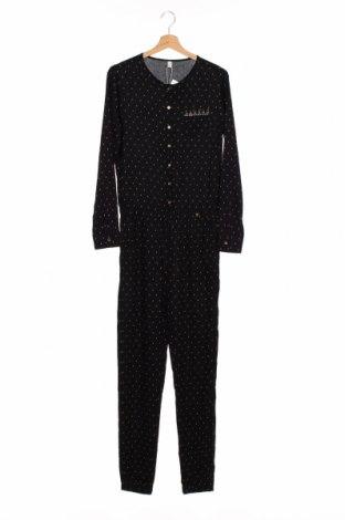 Salopetă pentru copii. Esprit, Mărime 15-18y/ 170-176 cm, Culoare Negru, Viscoză, Preț 163,29 Lei