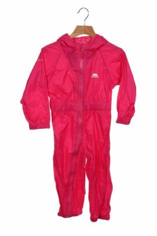 Salopetă pentru copii. Trespass, Mărime 18-24m/ 86-98 cm, Culoare Roz, Poliamidă, Preț 182,57 Lei