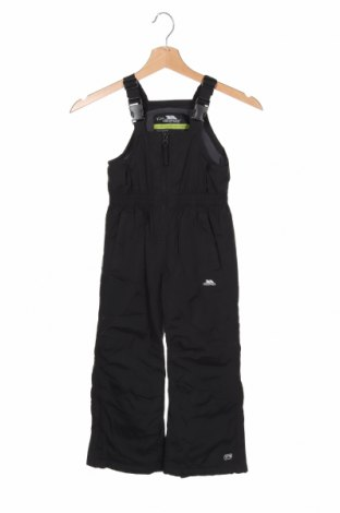 Salopetă pentru copii pentru sporturi de iarnă Trespass, Mărime 2-3y/ 98-104 cm, Culoare Negru, Poliamidă, Preț 268,91 Lei