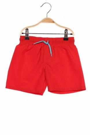 Pantaloni scurți pentru copii H&M, Mărime 2-3y/ 98-104 cm, Culoare Roșu, Poliester, Preț 44,41 Lei