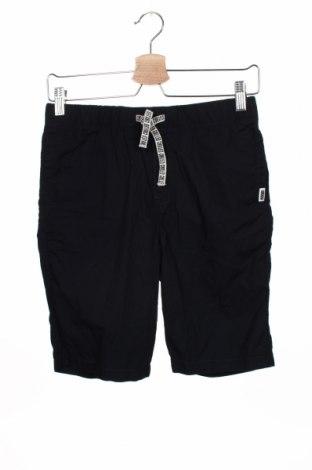Pantaloni scurți pentru copii H&M, Mărime 10-11y/ 146-152 cm, Culoare Albastru, Bumbac, Preț 44,41 Lei