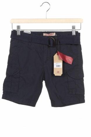 Dětské krátké kalhoty  Petrol Industries, Velikost 6-7y/ 122-128 cm, Barva Modrá, Bavlna, Cena  426,00Kč