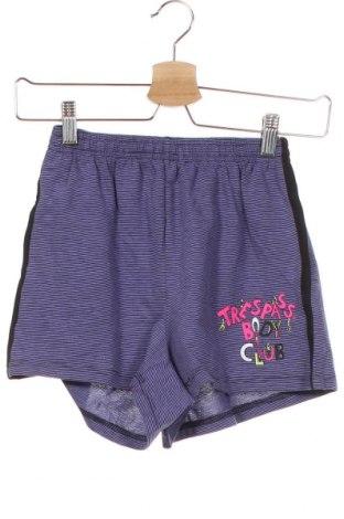Dětské krátké kalhoty  Trespass, Velikost 10-11y/ 146-152 cm, Barva Fialová, 50% polyester, 50% bavlna, Cena  365,00Kč