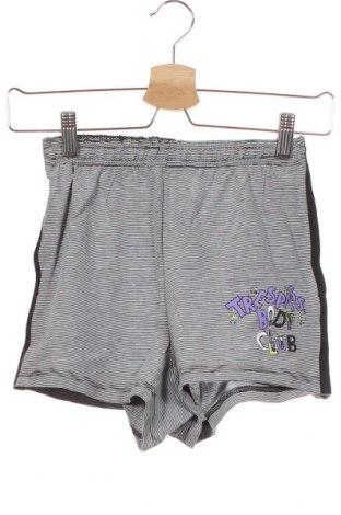 Dětské krátké kalhoty  Trespass, Velikost 9-10y/ 140-146 cm, Barva Šedá, 50% polyester, 50% bavlna, Cena  365,00Kč