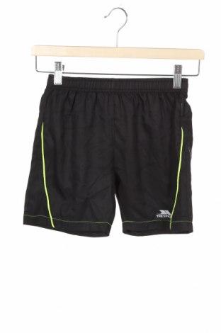 Dětské krátké kalhoty  Trespass, Velikost 6-7y/ 122-128 cm, Barva Černá, Cena  447,00Kč