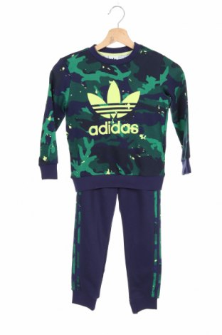 Dětský komplet  Adidas Originals, Velikost 6-7y/ 122-128 cm, Barva Vícebarevné, 95% bavlna, 5% elastan, Cena  968,00Kč