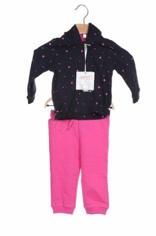 Set pentru copii Brums, Mărime 9-12m/ 74-80 cm, Culoare Roz, Poliester, bumbac, Preț 170,23 Lei