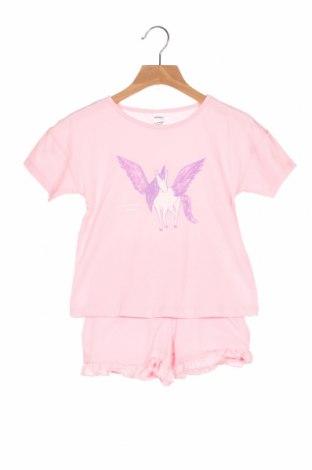 Set pentru copii Defacto, Mărime 18-24m/ 86-98 cm, Culoare Roz, Bumbac, Preț 108,56 Lei