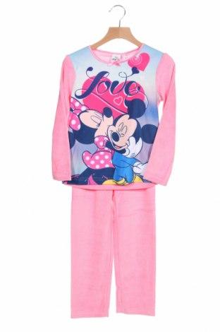 Set pentru copii Disney, Mărime 5-6y/ 116-122 cm, Culoare Roz, Poliester, Preț 120,89 Lei