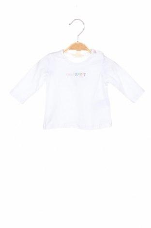 Παιδικό σύνολο Esprit, Μέγεθος 1-2m/ 50-56 εκ., Χρώμα Λευκό, 95% βαμβάκι, 5% ελαστάνη, Τιμή 18,95€