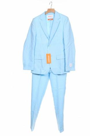 Set pentru copii Oppo Suits, Mărime 10-11y/ 146-152 cm, Culoare Albastru, Poliester, Preț 318,26 Lei