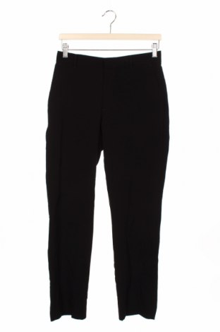 Pantaloni pentru copii Calvin Klein, Mărime 15-18y/ 170-176 cm, Culoare Negru, 63% poliester, 33% viscoză, 4% elastan, Preț 106,11 Lei