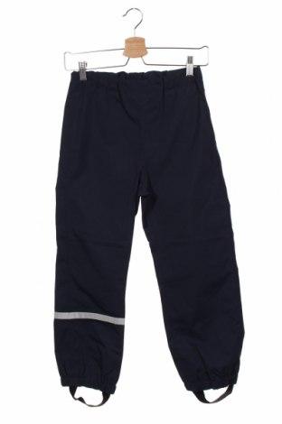Dziecięce spodnie H&M, Rozmiar 7-8y/ 128-134 cm, Kolor Niebieski, Poliamid, Cena 84,00zł