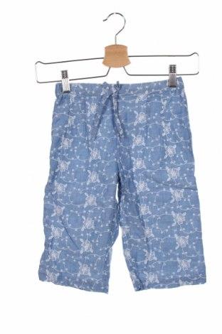 Dziecięce spodnie Mango, Rozmiar 3-4y/ 104-110 cm, Kolor Niebieski, Bawełna, Cena 50,40zł