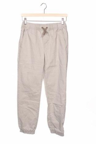 Pantaloni pentru copii Old Navy, Mărime 15-18y/ 170-176 cm, Culoare Bej, 98% bumbac, 2% elastan, Preț 79,58 Lei