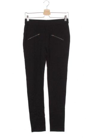Pantaloni pentru copii Pepperts!, Mărime 12-13y/ 158-164 cm, Culoare Negru, 83% bumbac, 13% poliester, 4% elastan, Preț 72,95 Lei