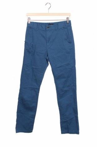 Детски панталон Place Est. 1989, Размер 14-15y/ 168-170 см, Цвят Син, 100% памук, Цена 25,20лв.