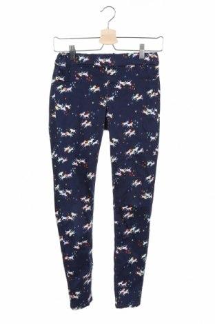 Παιδικό παντελόνι So, Μέγεθος 14-15y/ 168-170 εκ., Χρώμα Μπλέ, 68% βαμβάκι, 27% πολυεστέρας, 5% ελαστάνη, Τιμή 15,59€