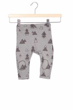 Dětské kalhoty  Zara, Velikost 9-12m/ 74-80 cm, Barva Šedá, 98% bavlna, 2% elastan, Cena  251,00Kč