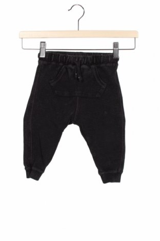 Dětské kalhoty  Zara, Velikost 9-12m/ 74-80 cm, Barva Šedá, Bavlna, Cena  275,00Kč