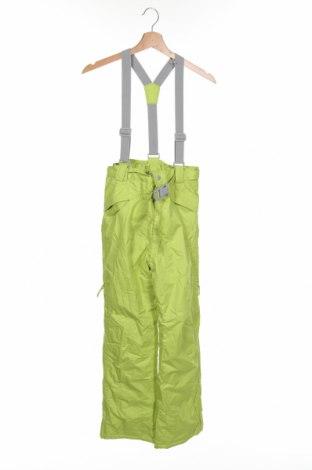 Детски панталон за зимни спортове Trespass, Размер 10-11y/ 146-152 см, Цвят Зелен, Полиестер, Цена 81,75лв.