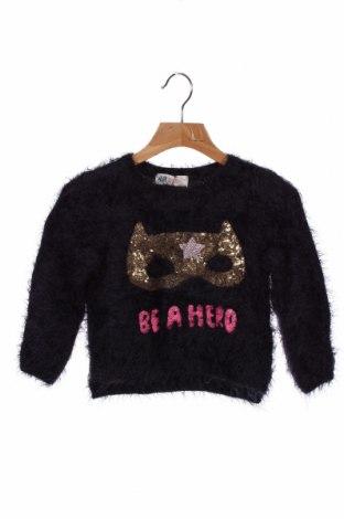 Dziecięcy sweter H&M, Rozmiar 18-24m/ 86-98 cm, Kolor Niebieski, 66% poliamid, 34%akryl, Cena 54,00zł