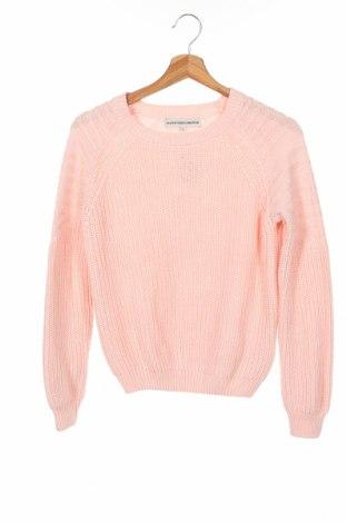 Pulover pentru copii Outfitters Nation, Mărime 13-14y/ 164-168 cm, Culoare Roz, 52% bumbac, 48%acril, Preț 63,00 Lei