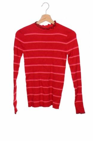 Pulover pentru copii S.Oliver, Mărime 15-18y/ 170-176 cm, Culoare Roșu, 80% lână, 20% poliamidă, Preț 86,21 Lei
