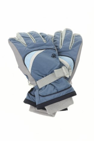 Mănuși pentru copii pentru sporturi de iarnă George, Culoare Gri, Poliamidă, Preț 93,75 Lei