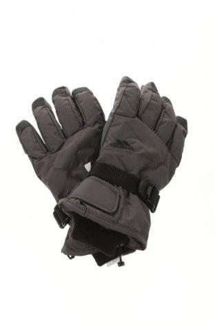 Детски ръкавици за зимни спортове Trespass, Цвят Сив, Полиамид, Цена 28,50лв.