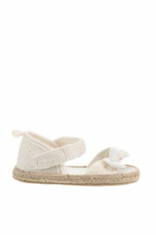 Παιδικά σανδάλια H&M, Μέγεθος 23, Χρώμα Λευκό, Κλωστοϋφαντουργικά προϊόντα, Τιμή 22,73€